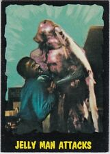 OUTER LIMITS 1964 TOPPS (BUBBLES, INC) VINTAGE CARD #8 JELLY MAN ATTACKS