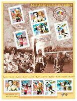 Bloc Feuillet 2000 N°29 Timbres France - Le Siècle au Fil du Timbre - Sport