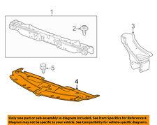 Chevrolet GM OEM 11-15 Volt Radiator Core Support-Upper Tie Bar 22952060