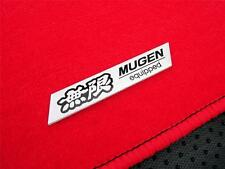 RED HONDA ACURA UNIVERSAL 5PC SEMI CUSTOM FITMENT FLOOR MAT CARPET JDM SET MU