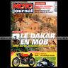 MOTO JOURNAL N°1599 HM-HONDA 450 F ★ TM 530 BLACKDREAM ★ HUSABERG FS 450 E 2004