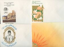 PAKISTAN 1960 + 70s ILLUSTRATED ENVELOPES for FDCs 34 ITEMS UNUSED