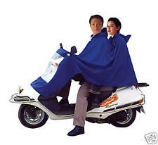 RAINCOAT - 2 PERSON SCOOTER, BIKE, WET WEATHER