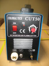 Plasma Cutter 50AMP NEW CUT50 Inverter 220V Voltage 1 Year Warranty Colossal Tec