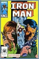Iron Man #203 1986 Marvel Comics