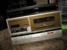 Vintage Akai Portable VHS VCR Model VP-55U - As Is for Parts or Repair