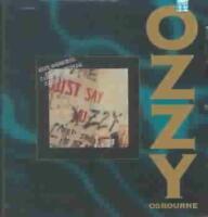 OZZY OSBOURNE - JUST SAY OZZY NEW CD