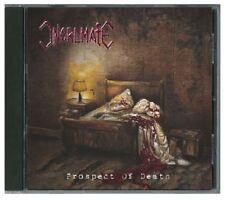 """INCREMATE """"Prospect Of Death"""" CD Monstrosity Brutality Dismember Morgoth Vader"""