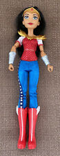 "DC Comics Super Hero Girls Wonder Woman 12"" Action Figure Doll Mattel"