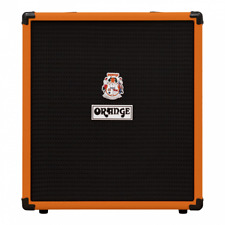 Orange Amps Crush Bass 50 50w Bass Guitar Amplifier Combo