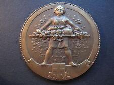 Medaille mit Etuie Ehrenpreis der Bundeshauptstadt WIEN in Bronze