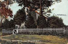 East Hampton Long Island New York~Payne House~ Author of Home Sweet Home~1908 PC
