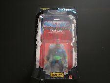 Trap Jaw MASTERS OF THE UNIVERSE MOTU Commemorative Series Figure Toy Mattel