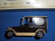 MATCHBOX MODELS OF YESTERYEAR 1927 TALBOT MODEL CAR