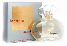 INCANTO by Salvatore Ferragamo 3.4 oz Women Perfume 3.3 NEW in BOX