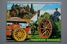 R&L Modern Postcard: Traction Engines, Steam Tractor, J Salmon