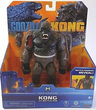 "King Kong PLAYMATES MONTERVERSE GODZILLA VS KONG BATTLE-AXE 6"" ACTION FIGURE"