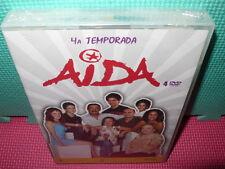 AIDA - 4 temporada completa   - NUEVA -  dvd