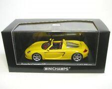 Porsche Carrera GT 2003 Yellow 1 43 Model Minichamps
