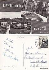 # ROVEGNO - pineta: 2 VEDUTE   1967