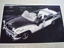1955 FORD CONVERTIBLE  NASCAR ? STOCK CAR  ?  11 X 17  PHOTO  PICTURE