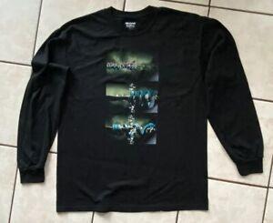 The Smashing Pumpkins Oceania Tour 2012 Concert T-Shirt Size Large Band New