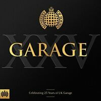 Garage Xxv - Ministry Of Sound [VINYL]