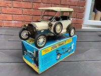 Sunrise Toys Japan Ford Model T In Its Original Box - Excellent Working 1960s
