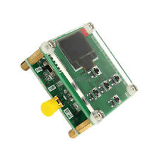 1-500Mhz OLED RF Power Meter -70~15dBm 1nW~2W Power Set RF Attenuation Value