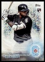 2020 Topps Series 2 2030 #T2030-3 Luis Robert - Chicago White Sox