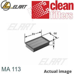 AIR FILTER FOR LANCIA DEDRA/SW DELTA/II/Mk FIAT COUPE FIORINO/Box/Body/MPV/up
