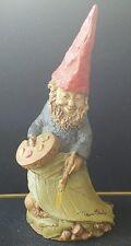 Tom Clark 1986 Gnome Claude Signed Vintage Figurine Statue Retired Ed 72