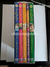 Vintage Enid Blyton The Famous Five Books Set 1-5 - Paperbacks Good Condition
