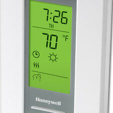 Electric Baseboard Heat Programmable Thermostat Line Volt 240v
