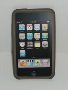 Grey Silicone Case for Apple iPod Touch 3G