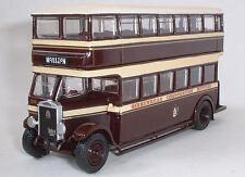 27202A EFE Leyland Titan TD1 Double Deck Bus Birkenhead Corp 1:76 Diecast New UK