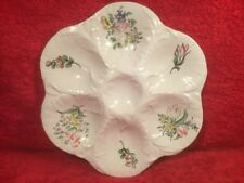 Oyster Plate Antique French Faience Majolica Oyster Plate 1890, op533
