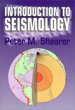 Introduction to Seismology, Shearer, Peter, Good Condition, Book