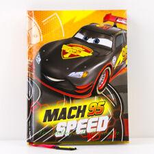Diario Cars Giallo,Diario scuola Cars,Diario standard 12 mesi,Cars Mach 95 Speed