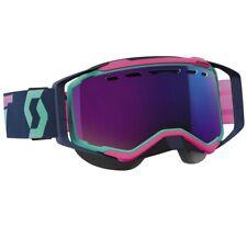 polarizzante Vetro di Ricambio SCOTT MX Occhiali Prospect-Hi-Vis ICE BLU