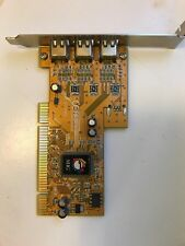 SIIG FireWire 400 PCI expansion card