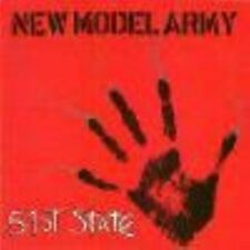 New Model Army 51st State Holland 12""