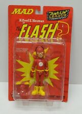 DC Direct Just-Us League Alfred E. Neuman as Flash MAD Magazine action figure