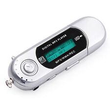 Lettori MP3 in argento per 1-9GB