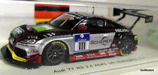 Spark 1/43 Scale SG139 Audi TT RS 2.0 ADAC 24H Nurburgring 2014 Resin model car