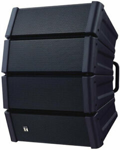 TOA HX5B 600W Variable Dispersion Speaker, Black