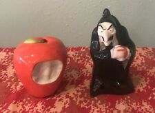 Disney Snow White Salt & Pepper Shakers