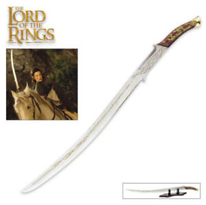 UC1298 - Hadhafang Sword of Arwen - New and in Original Box - OFF LICENSED
