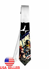 Gurren Lagann Yoko Fan Art Necktie Neck Tie Anime Manga Men Child Cosplay Gift