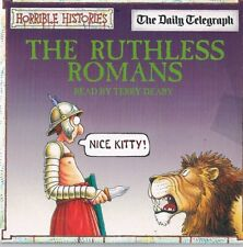 Horrible Histories - The Ruthless Romans  - Audio CD N/Paper